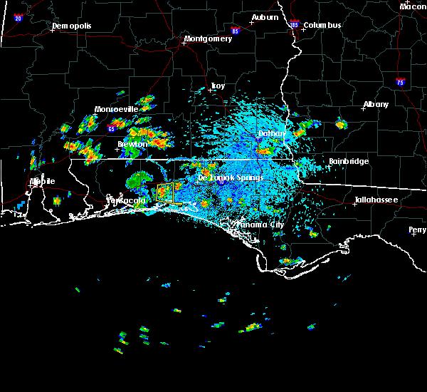 Radar Image for Severe Thunderstorms near Niceville, FL at 9/18/2018 2:46 PM CDT