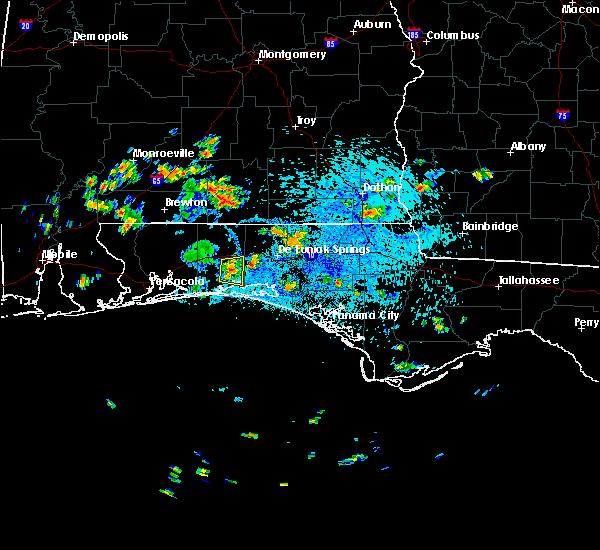 Radar Image for Severe Thunderstorms near Niceville, FL at 9/18/2018 2:55 PM CDT