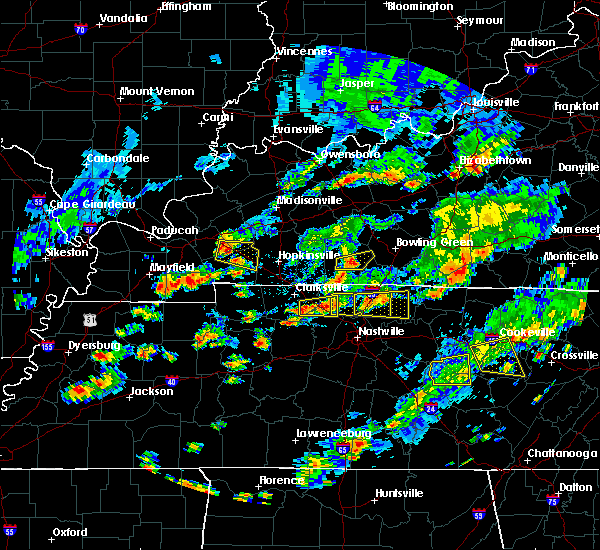 Radar Image for Severe Thunderstorms near Russellville, KY at 6/8/2015 2:04 PM CDT