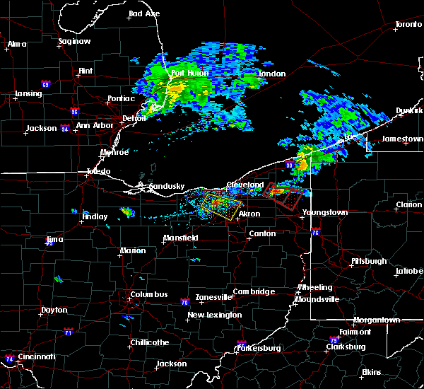 Radar Image for Severe Thunderstorms near Cortland, OH at 9/20/2018 2:47 PM EDT