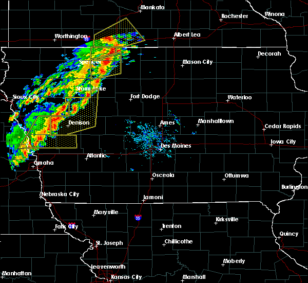 Radar Image for Severe Thunderstorms near Early, IA at 9/20/2018 5:48 PM CDT