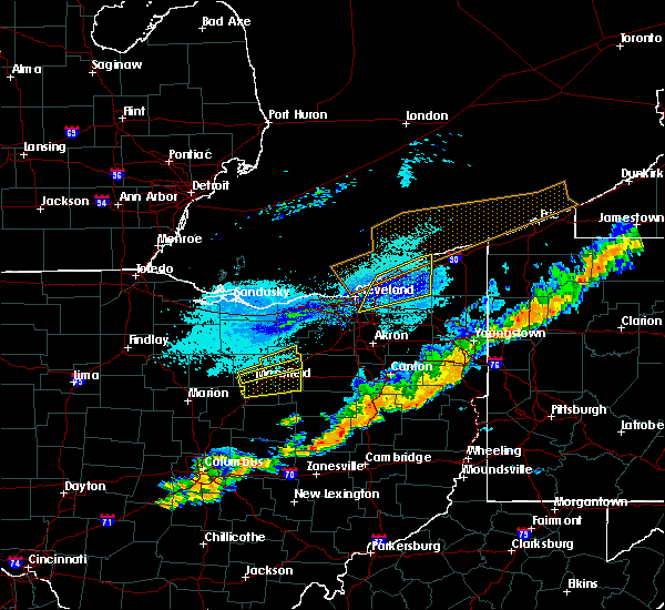 Radar Image for Severe Thunderstorms near Tuscarawas, OH at 9/21/2018 6:36 PM EDT