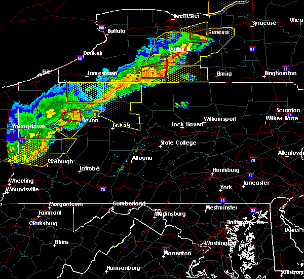 Radar Image for Severe Thunderstorms near Cherry Valley, PA at 9/21/2018 7:29 PM EDT