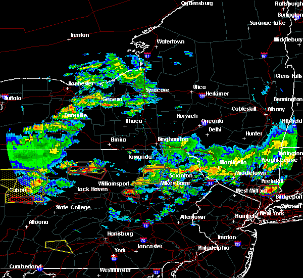 Radar Image for Severe Thunderstorms near West Falls, PA at 10/2/2018 4:58 PM EDT