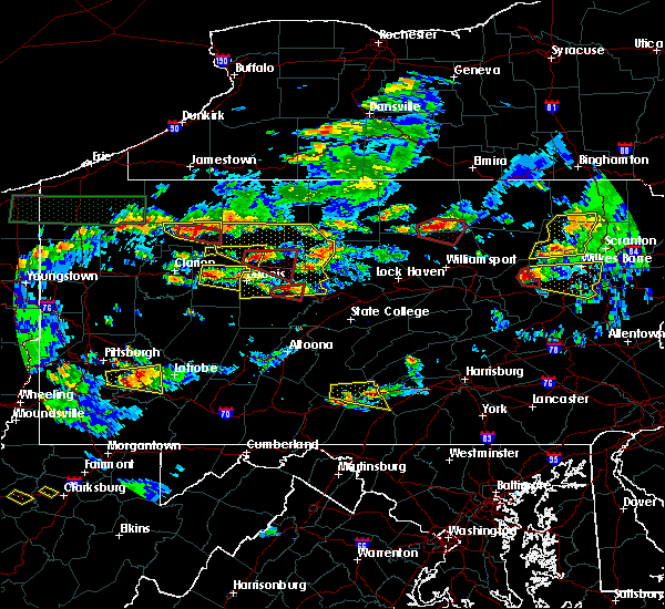 Radar Image for Severe Thunderstorms near Liberty, PA at 10/2/2018 5:08 PM EDT