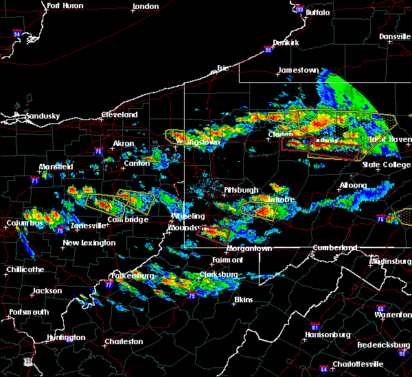 Radar Image for Severe Thunderstorms near Tuscarawas, OH at 10/2/2018 5:49 PM EDT