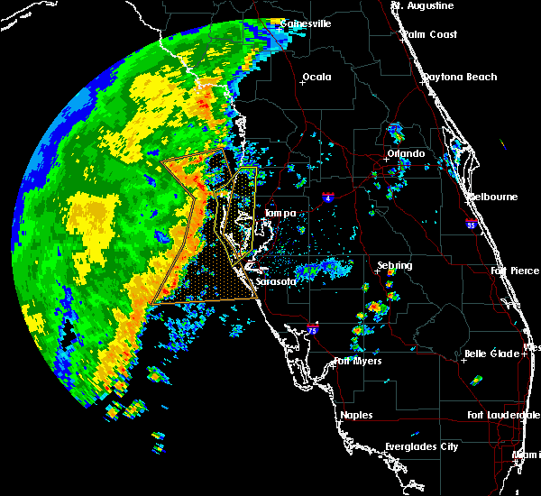 Radar Image for Severe Thunderstorms near Cheval, FL at 11/2/2018 2:47 PM EDT