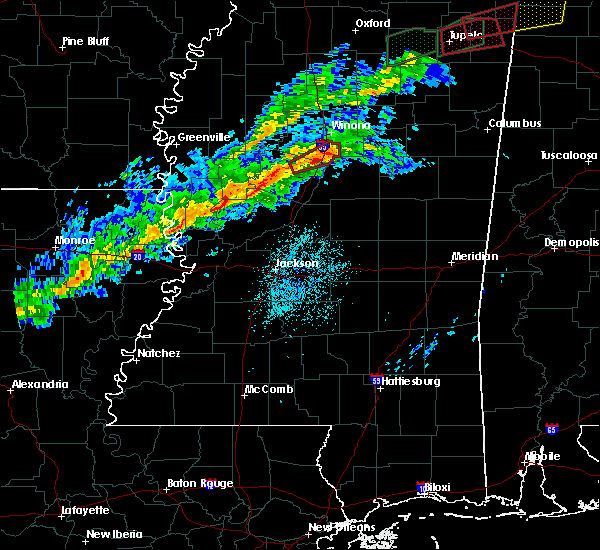 Radar Image for Severe Thunderstorms near Eden, MS at 11/5/2018 11:39 PM CST