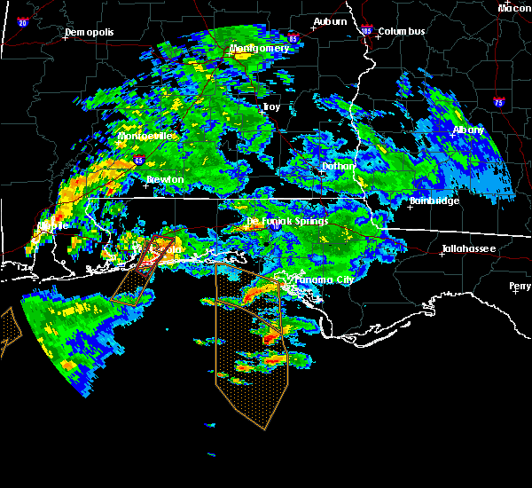 Radar Image for Severe Thunderstorms near Midway, FL at 11/12/2018 11:31 AM CST