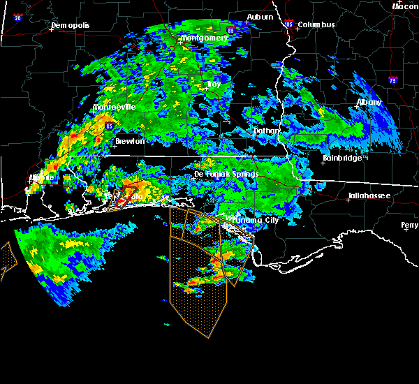Radar Image for Severe Thunderstorms near Midway, FL at 11/12/2018 11:46 AM CST
