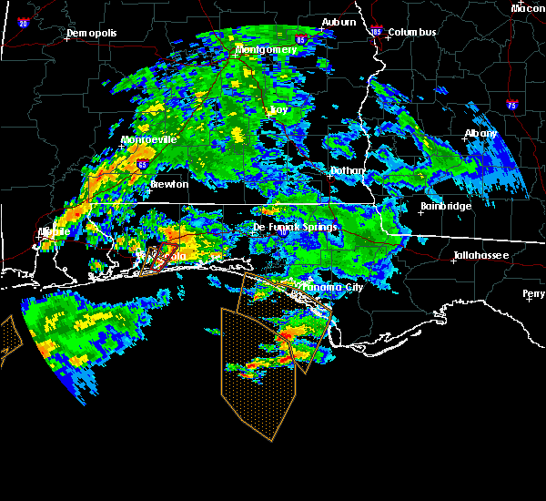 Radar Image for Severe Thunderstorms near Midway, FL at 11/12/2018 11:55 AM CST