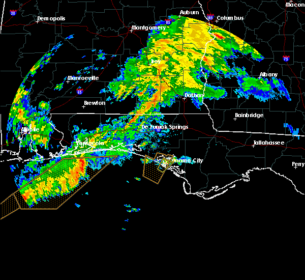 Radar Image for Severe Thunderstorms near Lynn Haven, FL at 11/12/2018 2:35 PM CST