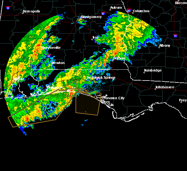 Radar Image for Severe Thunderstorms near Niceville, FL at 11/12/2018 3:40 PM CST