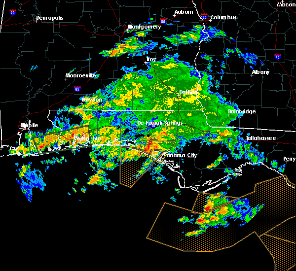 Radar Image for Severe Thunderstorms near Lynn Haven, FL at 12/1/2018 1:28 PM CST