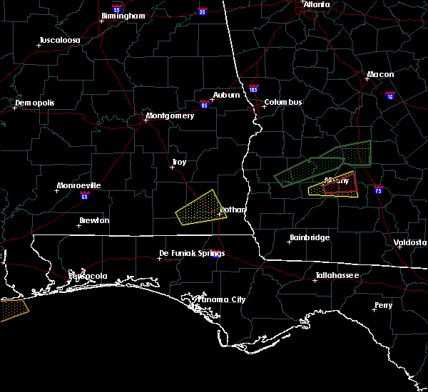 Radar Image for Severe Thunderstorms near Leary, GA at 12/2/2018 4:07 AM EST