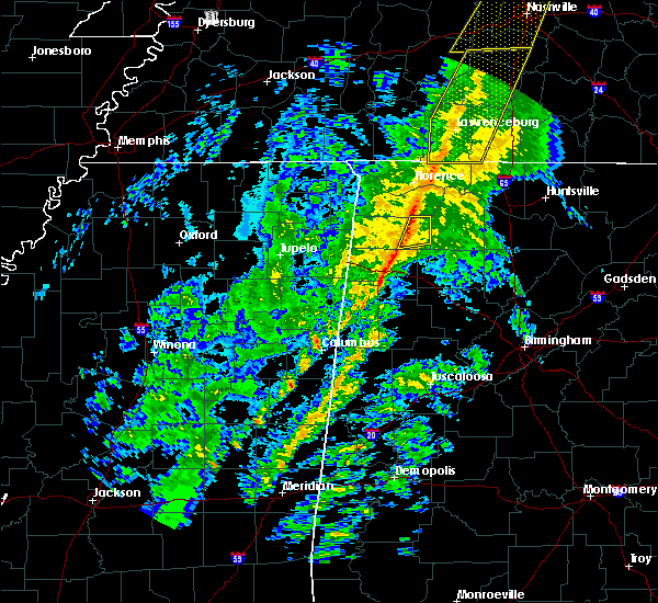 Radar Image for Severe Thunderstorms near Littleville, AL at 12/31/2018 2:25 PM CST