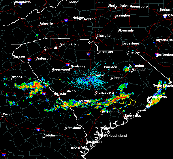 Radar Image for Severe Thunderstorms near Clarks Hill, SC at 6/9/2015 2:26 PM EDT