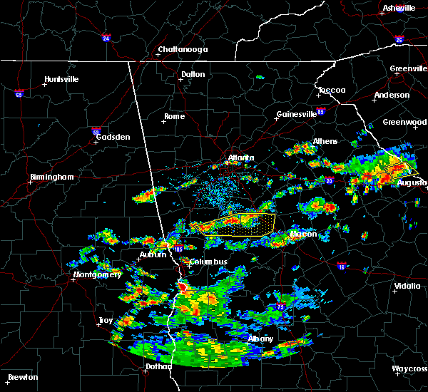 Radar Image for Severe Thunderstorms near Junction City, GA at 6/9/2015 3:09 PM EDT