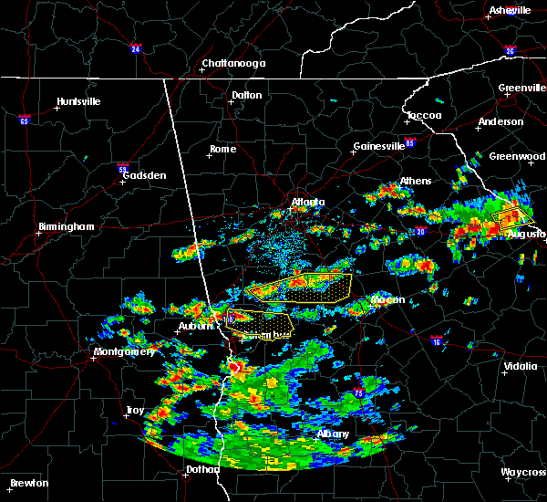 Radar Image for Severe Thunderstorms near Stone Mountain, GA at 6/9/2015 3:13 PM EDT