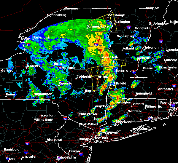 Radar Image for Severe Thunderstorms near Brattleboro, VT at 6/9/2015 3:31 PM EDT