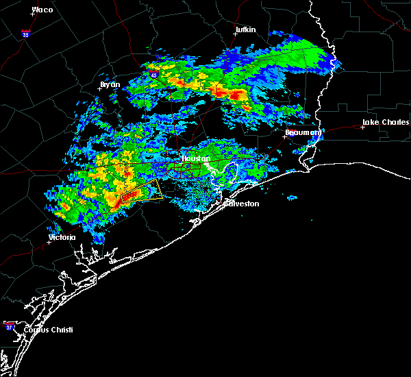 Radar Image for Severe Thunderstorms near Needville, TX at 2/26/2019 5:14 PM CST