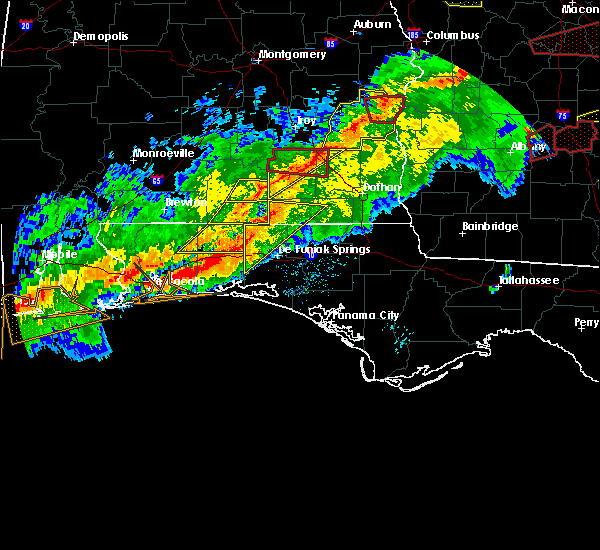Radar Image for Severe Thunderstorms near Midway, FL at 3/3/2019 3:55 PM CST