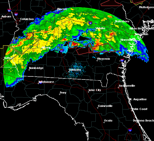 Radar Image for Severe Thunderstorms near Denton, GA at 3/3/2019 5:40 PM EST