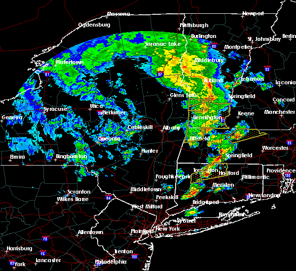 Radar Image for Severe Thunderstorms near Brattleboro, VT at 6/9/2015 4:23 PM EDT