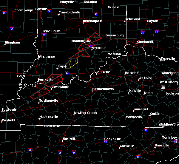 Radar Image for Severe Thunderstorms near Paoli, IN at 3/14/2019 2:07 PM EDT
