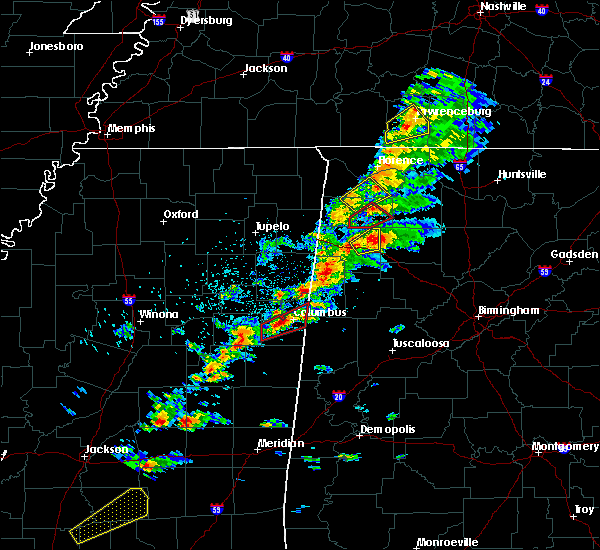 Radar Image for Severe Thunderstorms near Littleville, AL at 3/14/2019 2:15 PM CDT