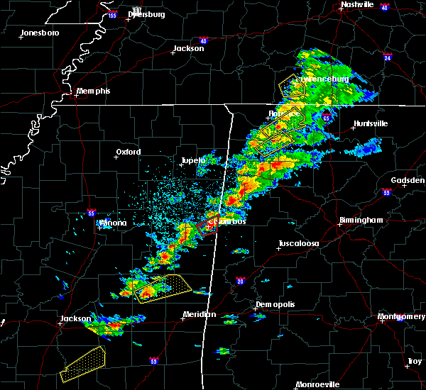 Radar Image for Severe Thunderstorms near Littleville, AL at 3/14/2019 2:32 PM CDT