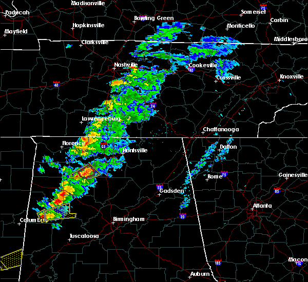 Radar Image for Severe Thunderstorms near Decatur, AL at 3/14/2019 3:00 PM CDT