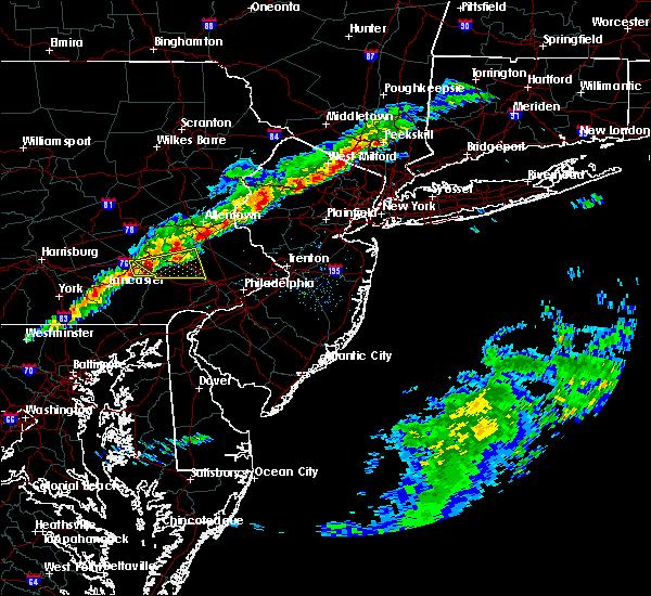 Radar Image for Severe Thunderstorms near Califon, NJ at 3/15/2019 7:15 PM EDT