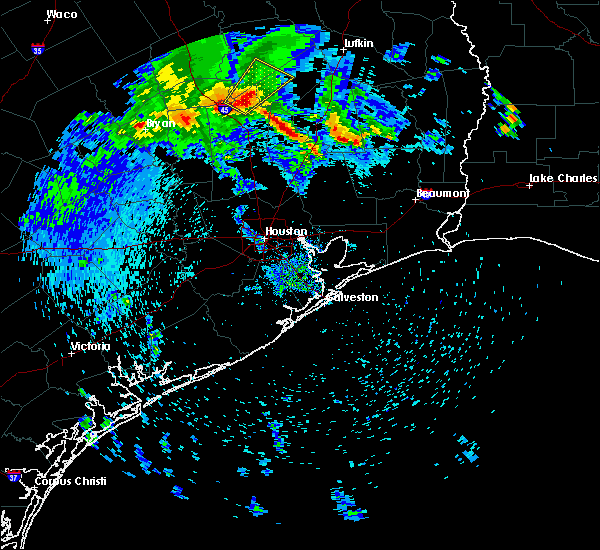 Radar Image for Severe Thunderstorms near Westwood Shores, TX at 4/6/2019 11:10 AM CDT