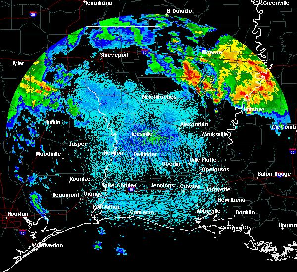 Radar Image for Severe Thunderstorms near Banks Springs, LA at 4/6/2019 3:07 PM CDT
