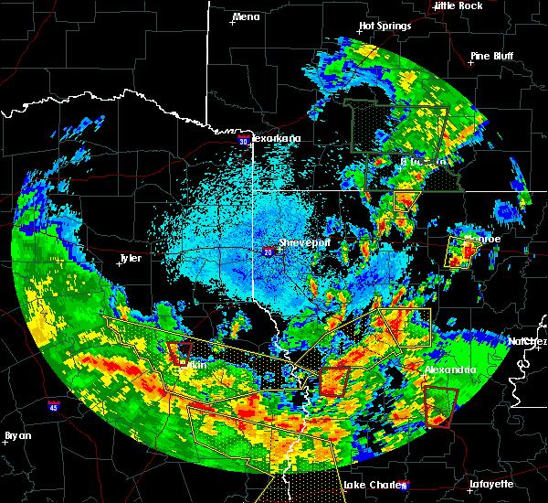 Radar Image for Severe Thunderstorms near Redland, TX at 4/7/2019 2:51 PM CDT