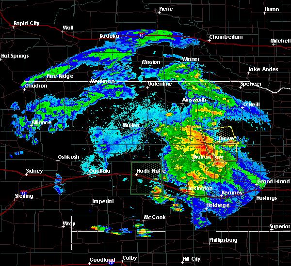Radar Image for Severe Thunderstorms near Ord, NE at 6/10/2015 5:47 PM CDT