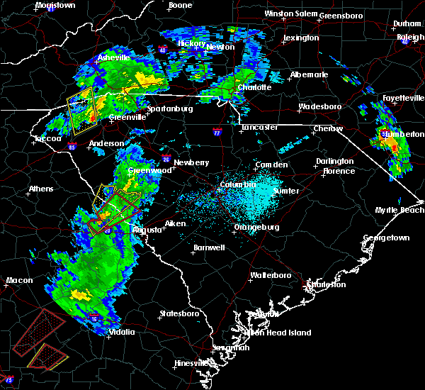 Radar Image for Severe Thunderstorms near Plum Branch, SC at 4/14/2019 2:35 PM EDT