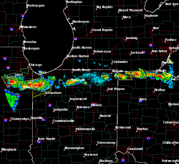 Radar Image for Severe Thunderstorms near Stryker, OH at 6/10/2015 9:11 PM EDT