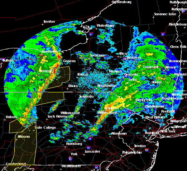 Radar Image for Severe Thunderstorms near Prattsburgh, NY at 4/14/2019 11:07 PM EDT