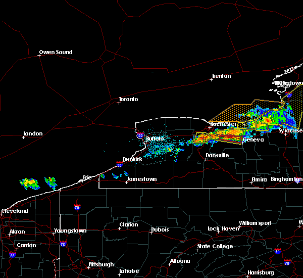 Radar Image for Severe Thunderstorms near Honeoye Falls, NY at 6/10/2015 9:54 PM EDT