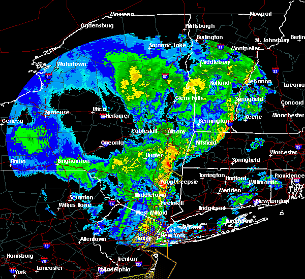 Radar Image for Severe Thunderstorms near Milton, NY at 4/15/2019 4:26 AM EDT