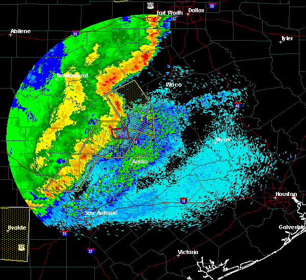 Interactive Hail Maps Hail Map For Marble Falls Tx
