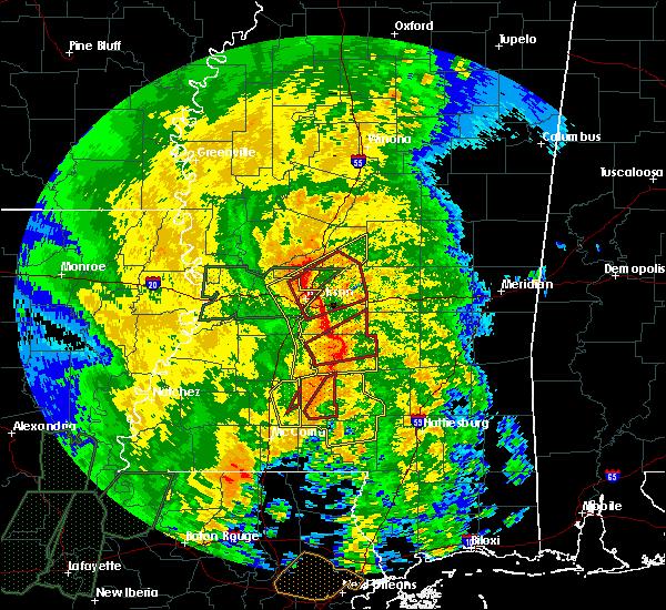 Radar Image for Severe Thunderstorms near Polkville, MS at 4/18/2019 3:04 PM CDT