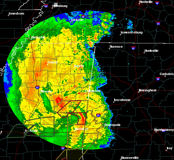 Radar Image for Severe Thunderstorms near Pickensville, AL at 4/18/2019 5:03 PM CDT