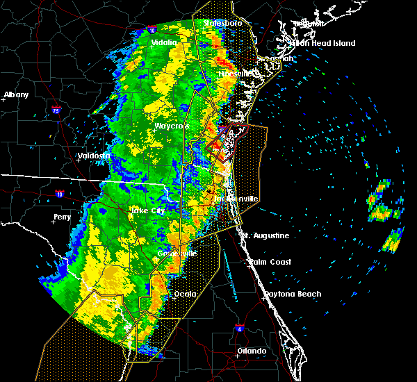 Radar Image for Severe Thunderstorms near Asbury Lake, FL at 4/19/2019 12:30 PM EDT