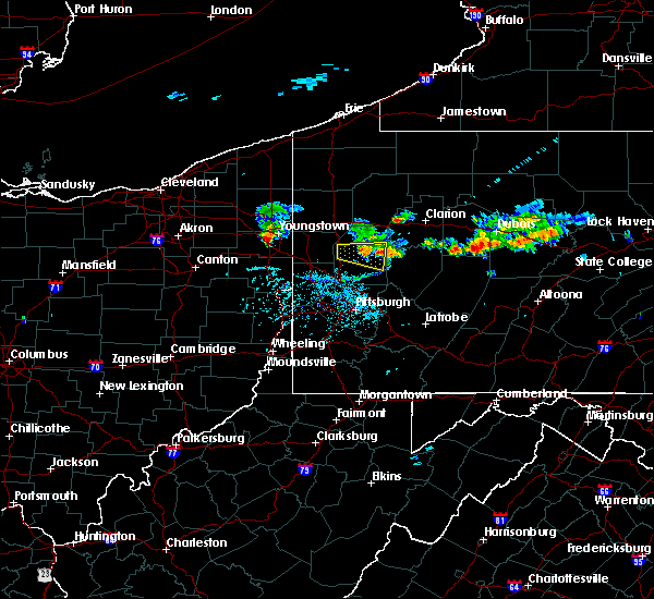 Radar Image for Severe Thunderstorms near Campbell, OH at 6/11/2015 5:44 PM EDT