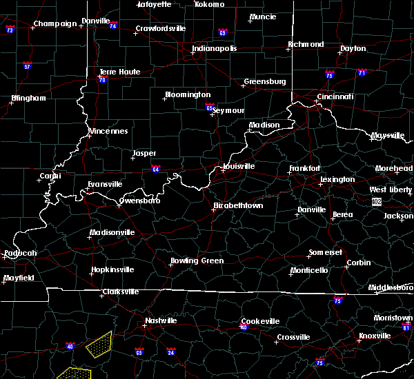 Radar Image for Severe Thunderstorms near South Park View, KY at 5/1/2019 7:30 PM EDT