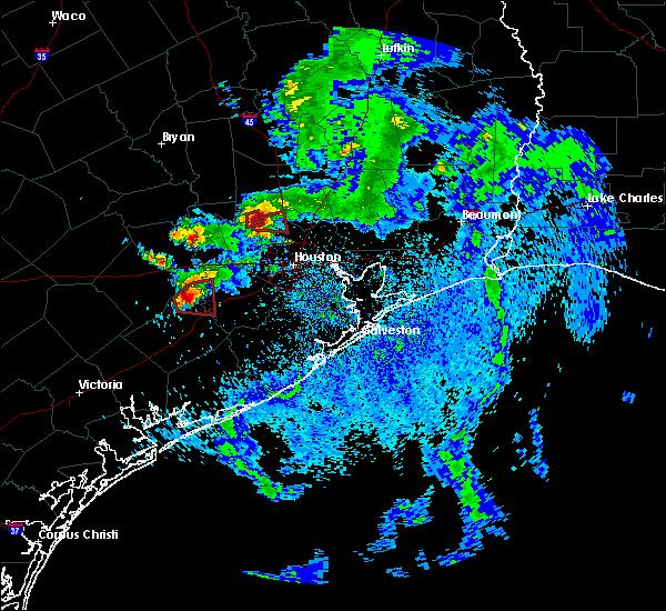 Radar Image for Severe Thunderstorms near East Bernard, TX at 5/3/2019 2:11 PM CDT