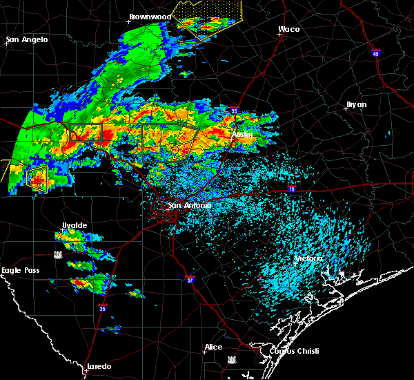 Radar Image for Severe Thunderstorms near Driftwood, TX at 5/3/2019 6:01 PM CDT